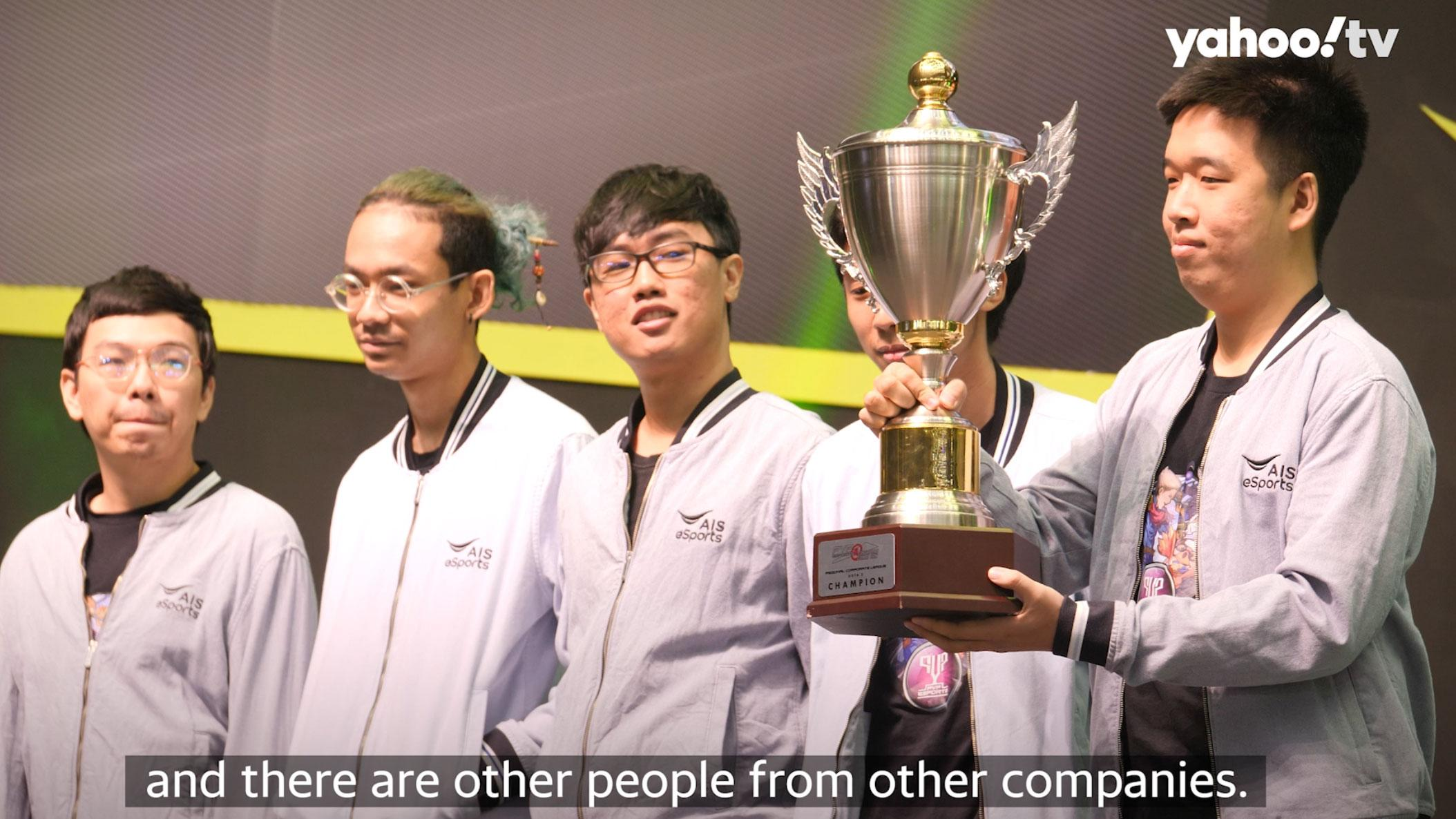 Esports corporate leagues giving non-professional players a chance to shine [Video] thumbnail