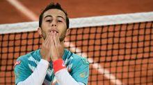 Roland-Garros : Hugo Gaston, 239e mondial et nouveau héros tricolore