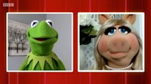 The Muppets Fans Baffled By Kermit The Frog's New Voice On The One Show