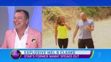 Explosive Mel B claims