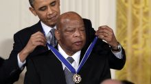 John Lewis: US civil rights leader dies aged 80