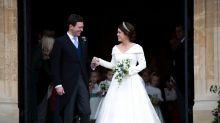 Il matrimonio di Eugenia di York a Windsor: i look degli sposi e degli invitati