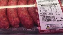 The unfortunate typo spotted by eagle-eyed shopper