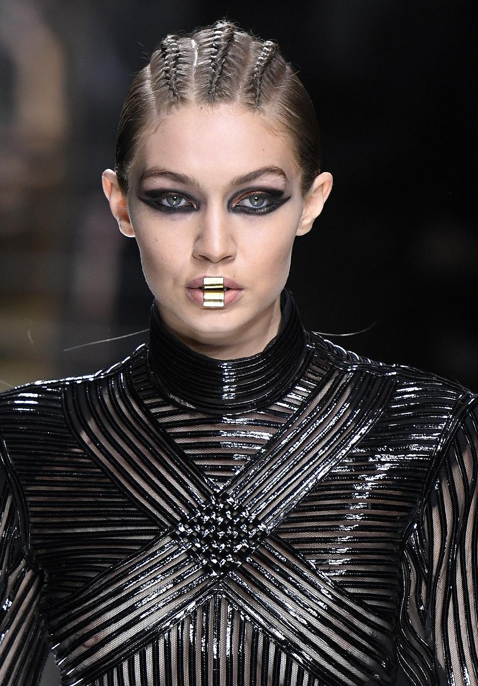 Fall Winter 2017 Makeup Trends Straight From The Runway