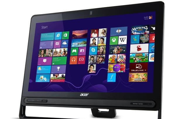 Acer's 23-inch Z3-605 all-in-one ships to the US, starting at $700