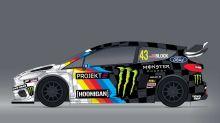 Ken Block pilotará en la categoría eléctrica del Mundial de Rallycross