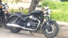 Royal Enfield's 650cc cruiser spotted testing, design features revealed