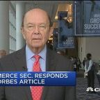 Wilbur Ross: All my investments are in compliance