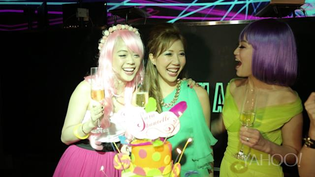 Singapore blogger Sara Shantelle Lim's S$40,000 birthday bash: How much everything cost