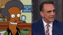 Hank Azaria would 'step aside' from Apu role on The Simpsons over race controversy