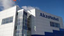 Akzo Nobel seeks $30 billion merger with smaller U.S. rival Axalta