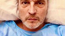 El hijo de David Summers, muy preocupado por la salud de su padre