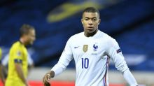 Kylian Mbappé tests positive for Covid-19 and will miss France v Croatia game