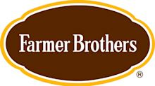 Farmer Brothers Sets Timing for Wind Down of Manufacturing Operations in Houston