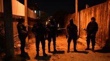 Trece personas asesinadas en fiesta en Veracruz, centro disputa de carteles