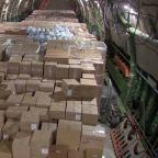 Russian plane headed for U.S. with coronavirus medical equipment