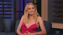 Sophie Turner is taking classes for a career in criminology