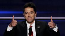 Scott Baio accuses Joe Biden of stealing his 'let's make America America again' speech: 'He's a plagiarizing fraud'