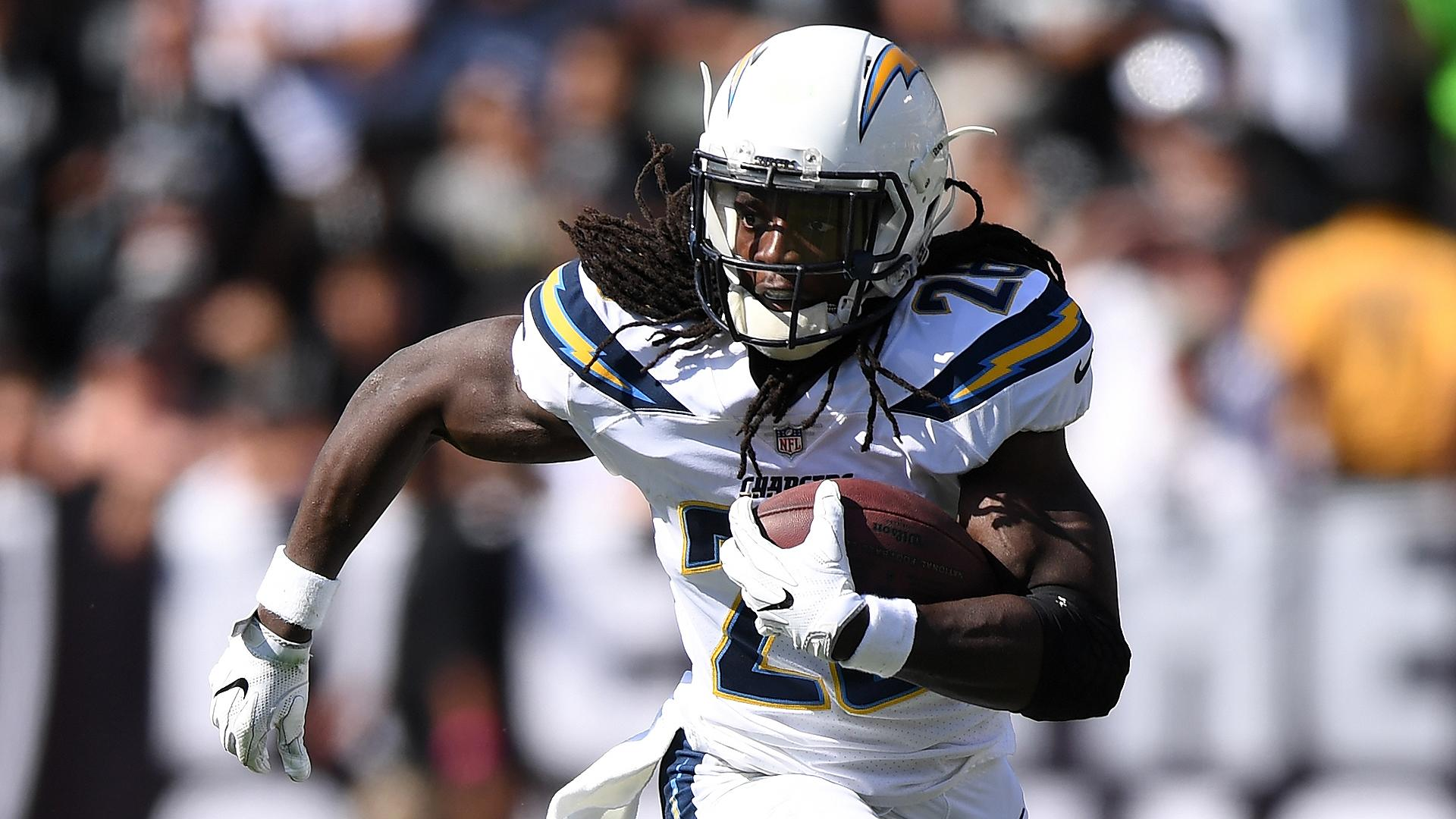 Get the latest news stats videos highlights and more about Los Angeles Chargers running back Melvin Gordon on ESPNcom