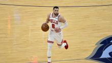 Raptors get boost in playoff race as Bulls star Zach LaVine to reportedly miss games