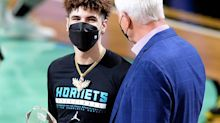 What the Hornets are planning to do in the draft, and how they hope to find a center