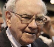 This Stock Now Makes Up 43% of Buffett's Portfolio