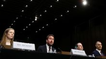 U.S. social media firms say they are removing violent content faster