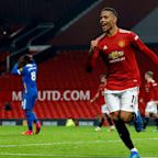 Man Utd shares soar on Super League deal