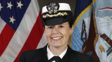 Capt. Dianna Wolfson becomes first woman to command a U.S. Navy shipyard: 'Glass ceiling shattered'