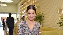 Lea Michele Claims Her New York City Apartment Was Haunted by a Ghost: 'I'm Out of Here!'