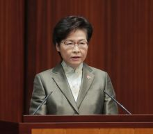 Hong Kong leader: National security law has been 'effective'