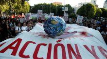 La marcha por el clima provocará cortes de tráfico este viernes en Madrid