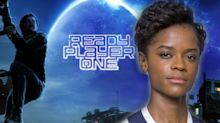 'Black Panther' star Letitia Wright addresses whether she's in 'Ready Player One' or not (exclusive)