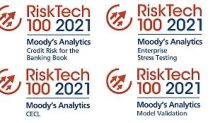 Moody's Analytics Repeats in Four Categories at Chartis RiskTech100®