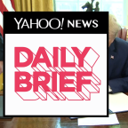 Yahoo News Daily Brief, June 24: Trump hits Iran with new sanctions