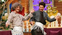 SRK and Nawazuddin join Kapil Sharma and the gang for a night of fun