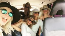 Julianne Hough Parties in Cabo With Her Gorgeous Mom and Sisters -- See the Pics!