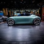 Genesis Mint is the cutest electric concept car for city living