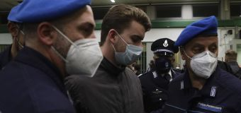U.S. students found guilty of murdering Italian policeman