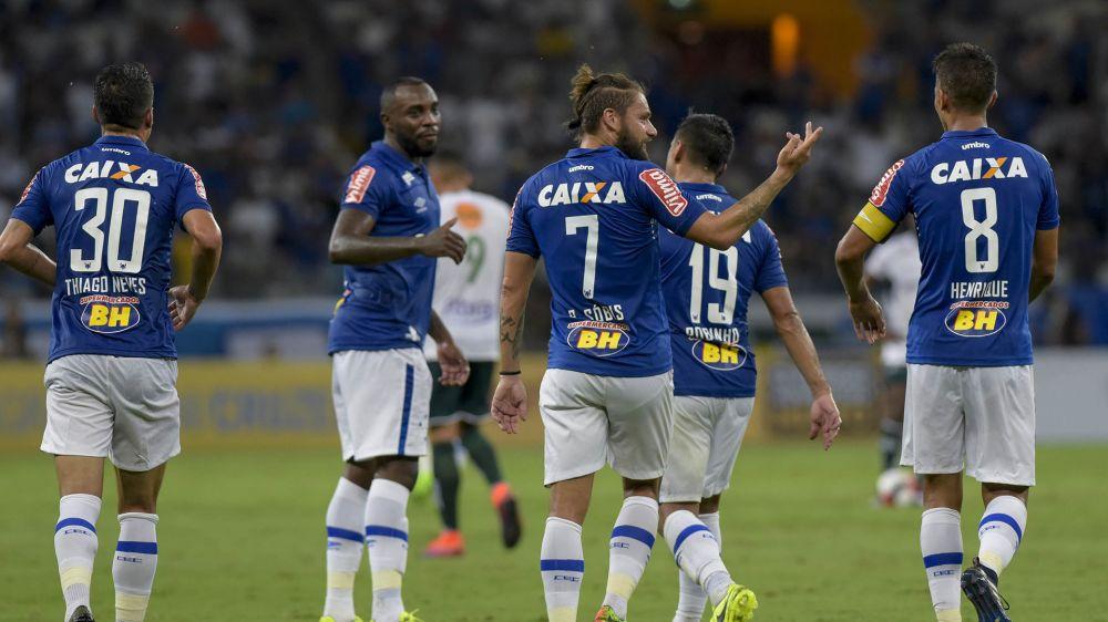 Cruzeiro Caldense Mineiro 02032017