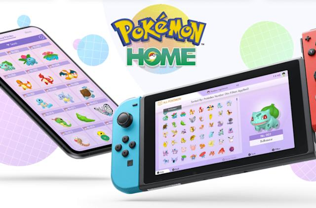 Pokémon Home costs three times more than the service it replaces