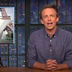 Seth Meyers Says He Just Found Another Reason To Vote Trump Out