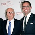 Rupert Murdoch denies 'retreating' after selling Fox to Disney for £49bn