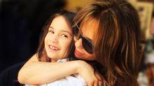 A sus 11 años la hija de Thalía parece el clon de su mami