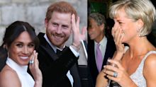 This Is How Meghan Markle Honored Princess Diana