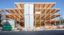 Innovation and ingenuity in structural engineering showcased in new mass timber office in Vancouver