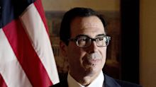 Mnuchin Wants Markets Open, Focused on Mortgage Firms' Liquidity