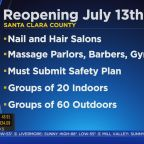 Salons, Gyms Among Santa Clara Co. Businesses Getting Green Light To Reopen July 13