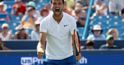 Tennis - ATP - Cincinnati - Grigor Dimitrov remporte son premier Masters 1000, à Cincinnati, en dominant Nick Kyrgios