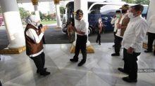 Hotel Grand Surabaya Bakal Jadi Tempat Relaksasi Tenaga Medis COVID-19